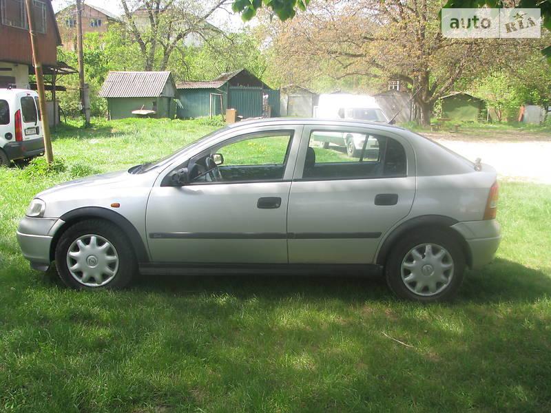 Opel Astra G 1998 в Косові