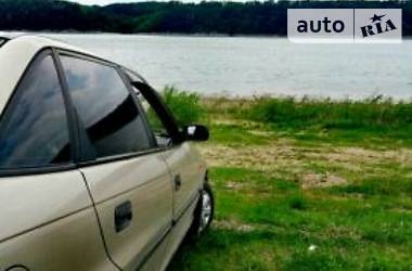 Opel Astra G 1997