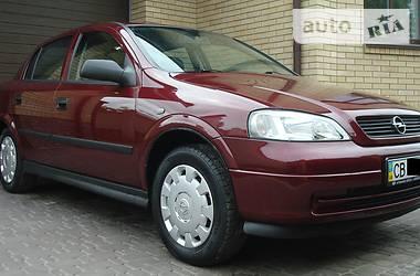 Opel Astra G 2008 в Чернигове