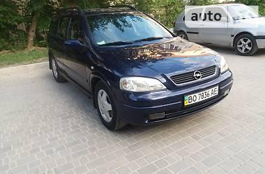 Opel Astra G 2001 в Тернополе