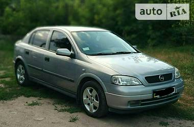 Opel Astra G 2002 в Харькове