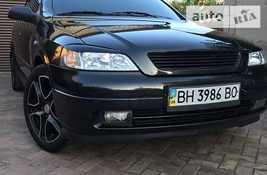 Opel Astra G 2008 в Татарбунарах