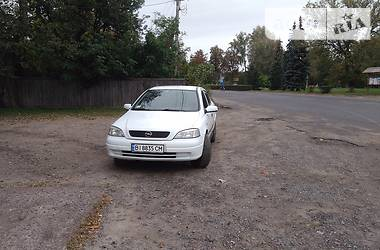 Opel Astra G 2001 в Полтаве