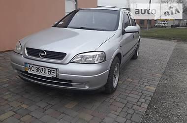 Opel Astra G 2005 в Луцке