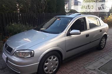 Opel Astra G 1999 в Ивано-Франковске
