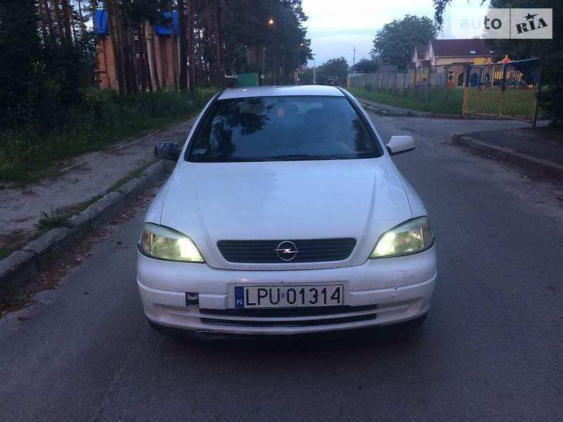 Opel Astra 2000 года в Киеве