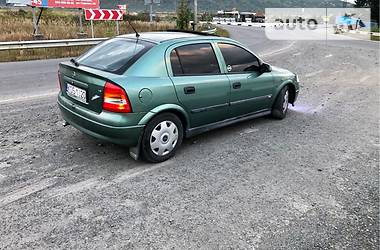 Opel Astra G 2000 в Хусте