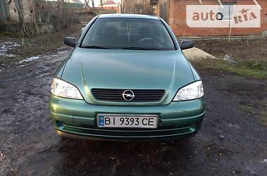 Opel Astra G 2006 в Диканьке