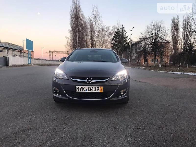 Opel Astra G 2014 в Житомире