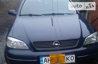 Opel Astra G 2002 в Селидово