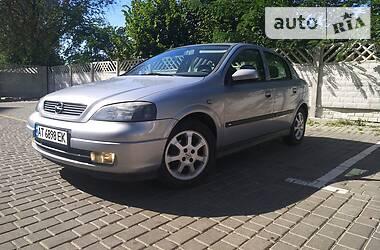 Opel Astra G 2002 в Ивано-Франковске