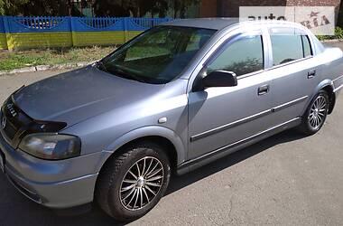 Opel Astra G 2008 в Первомайске