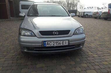 Opel Astra G 2003 в Владимир-Волынском
