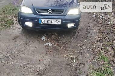 Opel Astra G 2001 в Шишаках