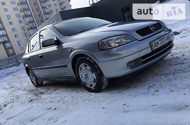 Opel Astra G 2001 в Виннице