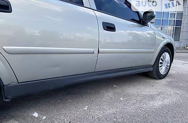 Седан Opel Astra G 2007 в Львові