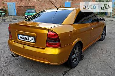 Купе Opel Astra G 2000 в Дружковке