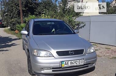 Хэтчбек Opel Astra G 2003 в Днепре