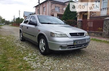 Хэтчбек Opel Astra G 1998 в Ивано-Франковске