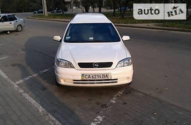 Opel Astra G 1999 в Запорожье
