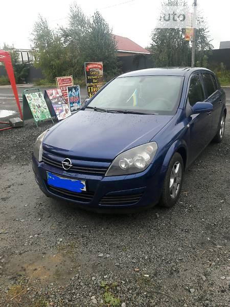 Opel Astra 2004 года в Киеве