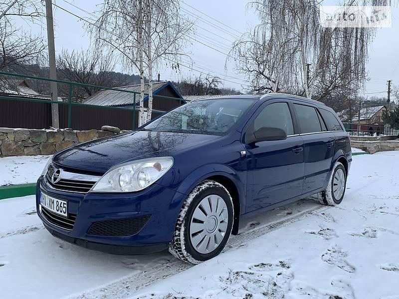 Opel Astra H LYKS.1.9.AVTOMAT98kw