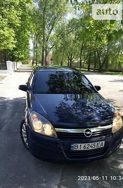 Унiверсал Opel Astra H 2008 в Лохвиці