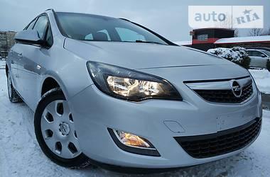 Opel Astra J 1.7CDI ECOFLEX 2012