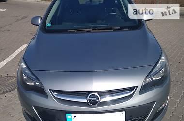 Opel Astra J 2015 в Ужгороде