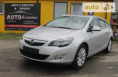 Opel Astra J 1.7dci Clima