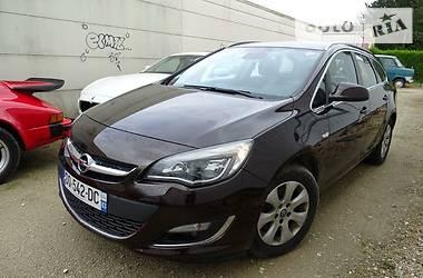 Opel Astra J 2015 в Стрые