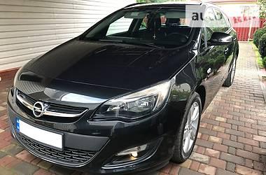 Opel Astra J 2016 в Ивано-Франковске