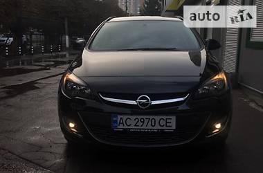 Opel Astra J 2013 в Луцьку