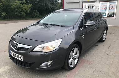 Opel Astra J 2010 в Стрые
