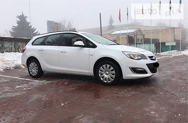 Opel Astra J 2014 в Києві