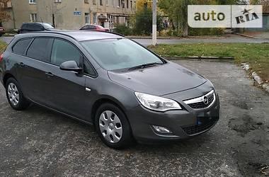 Opel Astra J 2011 в Харькове