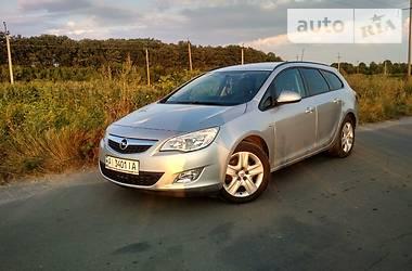Opel Astra J 2011 в Староконстантинове