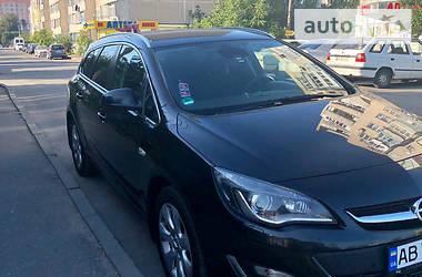 Opel Astra J 2014 в Виннице