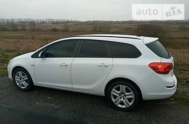 Opel Astra J 2012 в Новограде-Волынском