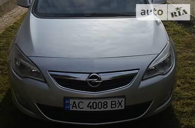 Opel Astra J 2011 в Любомле