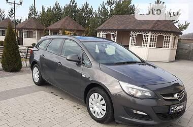 Opel Astra J 2015 в Тлумаче