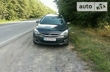Opel Astra J 2012 в Хмельнике