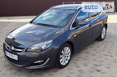 Opel Astra J 2013 в Теребовле