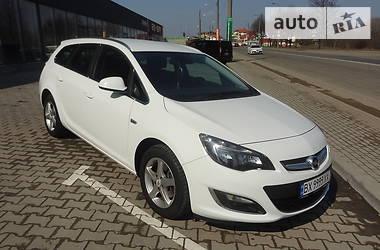 Универсал Opel Astra J 2015 в Хмельницком