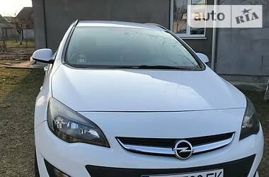 Opel Astra J 2015 в Ковелі