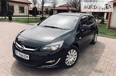 Opel Astra J 2012 в Ивано-Франковске
