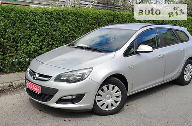 Opel Astra J 2015 в Луцьку