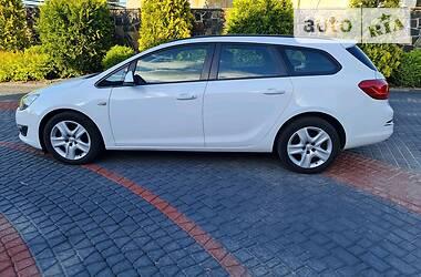 Универсал Opel Astra J 2013 в Луцке
