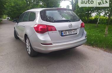 Унiверсал Opel Astra J 2012 в Хмільнику