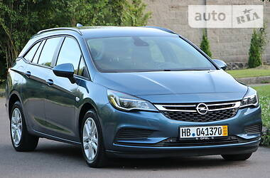 Opel Astra K 2017 в Ровно